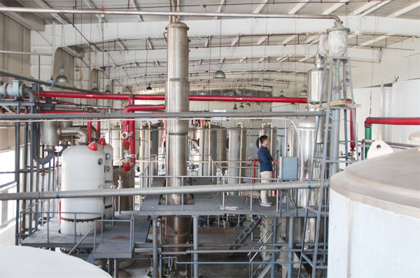 producing-high-fructose-corn-syrup-equipment