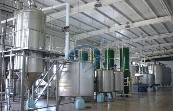 corn-syrup-production-equipment